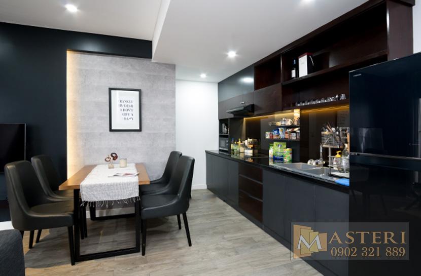 Căn hộ 2 phòng ngủ tại Masteri Thảo Điền cho thuê tầng 10 giá tốt