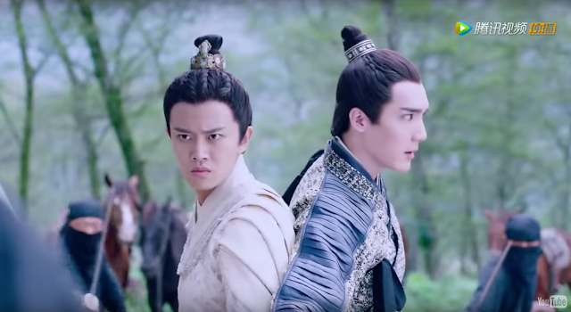 The Glory of Tang Dynasty Episode 1 recap