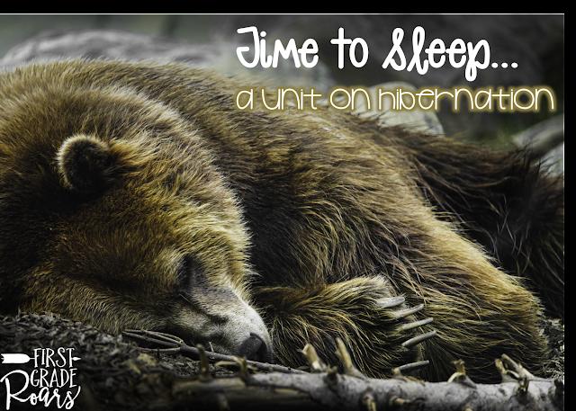 Time to Sleep...ZZZZZ! - First Grade Roars!