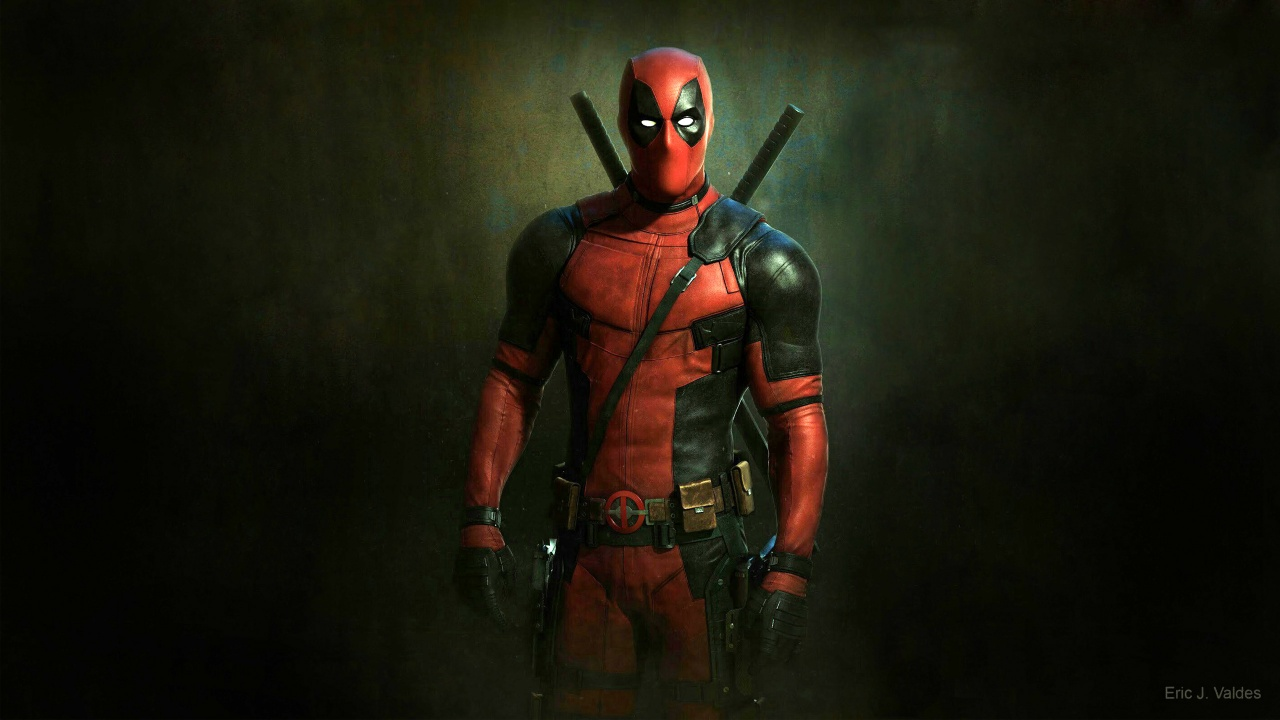 deadpool background wallpaper