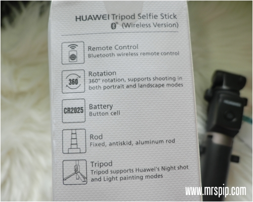 Huawei Honor Bluetooth Tripod Selfie Stick (Model: AF15)