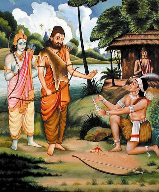 Ekalavya ve Guru Dronacharya