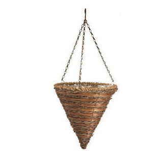 Panacea Products 88636 Hanging Flower Basket