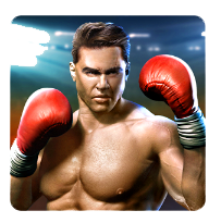 لعبة الملاكمة Real Boxing مهكرة