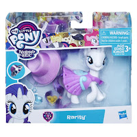 My Little Pony Rarity Show and Tell Brushable