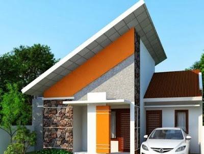 Desain Rumah Minimalis 1 Lantai Modern Terbaru
