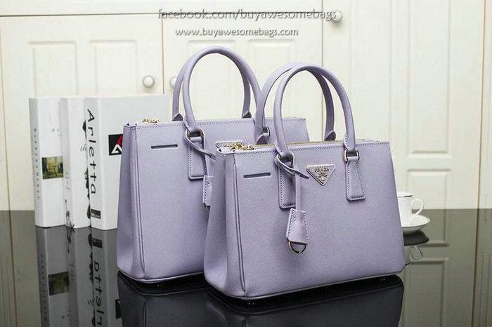 choice handbags - Prada Galleria Saffiano leather bag