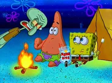 Spongebob Squarepants 15th Anniversary Marathon: The Camping