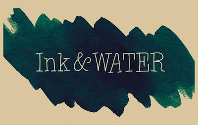 فرش التصميم انواعها واشكالها وابدااعااتها ... Photoshop Ink-and-Water-Photoshop-Brush-Set
