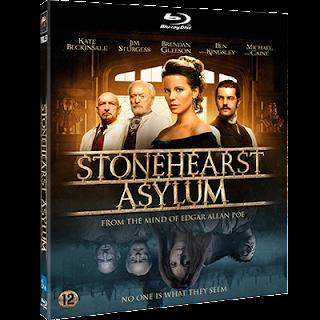 Stonehearst Asylum (2014) DVD