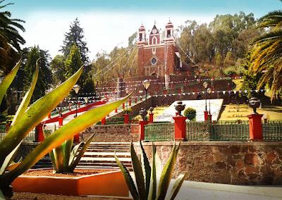 Templo del Calvario en metepec