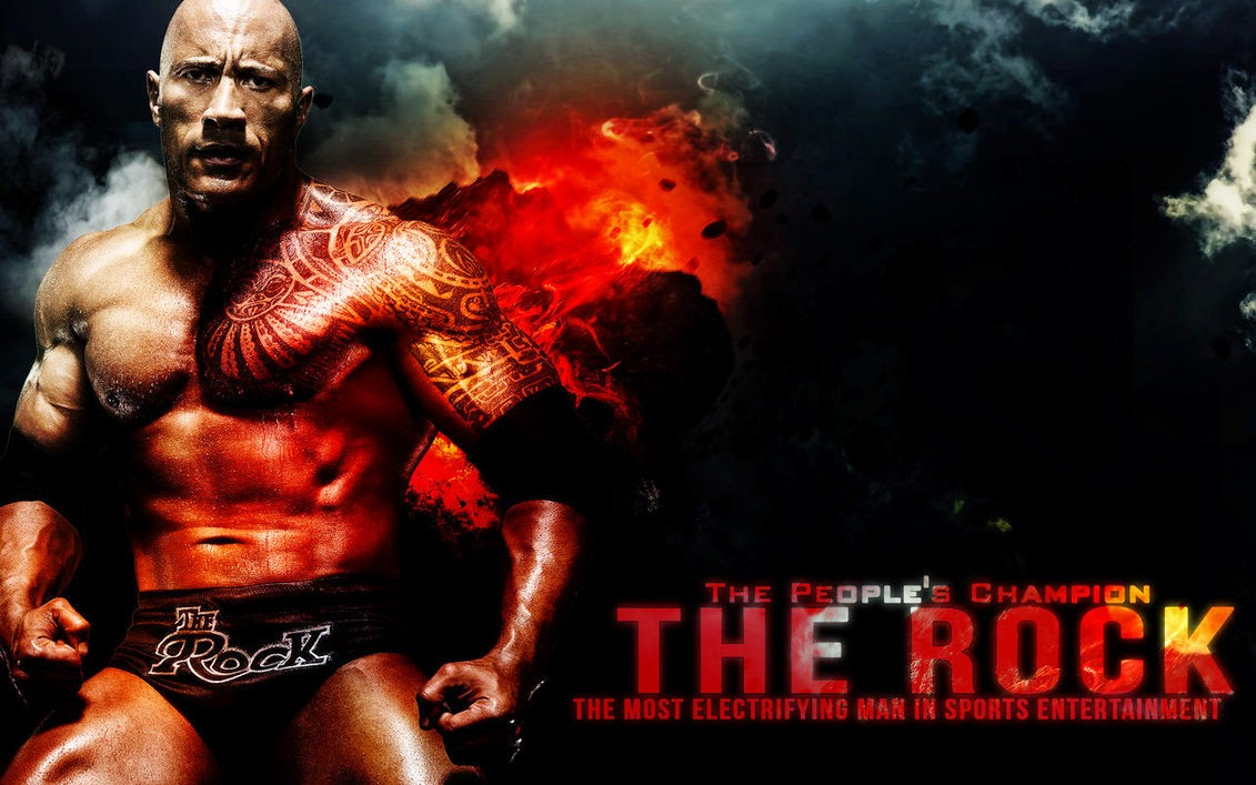 The Rock Wwe New HD Wallpapers