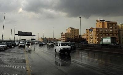 طقس الرياض غداً: درجات الحرارة المتوقعة غدا السبت 3-12-2016 في السعودية