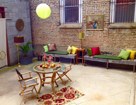 RENT OUR PATIO! We are now live on Peerspace!
