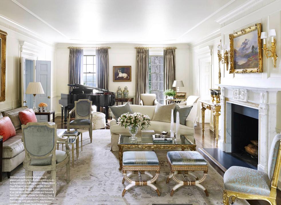 bedroom ceiling ideas pinterest - Splendid Sass SUZANNE KASLER DESIGN IN CANTERBURY