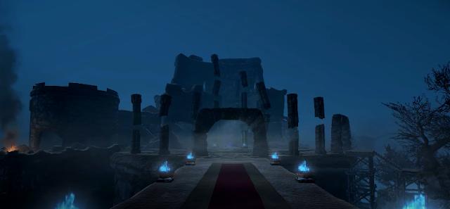 La expansión no oficial, Lordbound, de Skyrim se deja ver