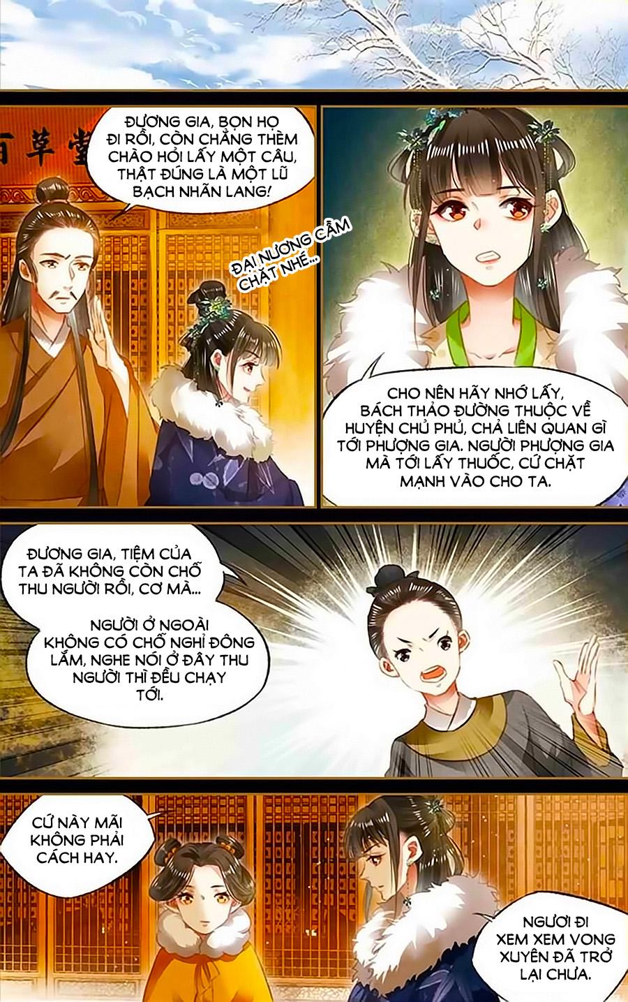 Thần Y Đích Nữ chap 103 - Trang 4