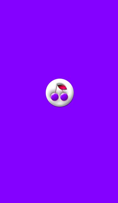 Simple cherries purple