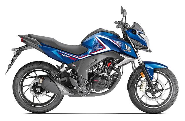 Honda CB Blue hornet 160r