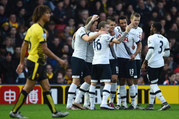 Prediksi Bola Tottenham Hotspur vs Watford Liga Inggris