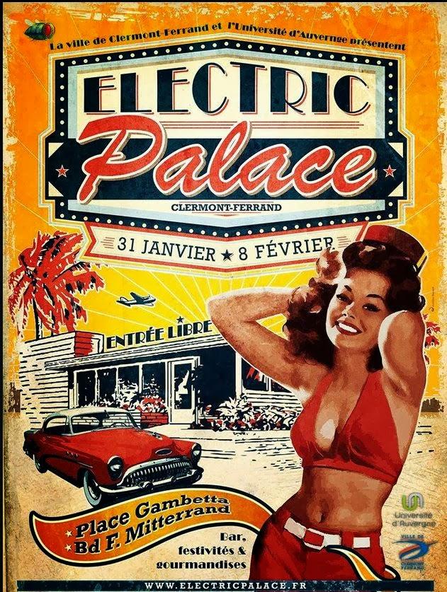 Festival du court métrage de Clermont-Ferrand 2014. Electric-Palace.