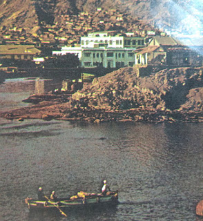 Foto Aden ibu kota pelabuhan penting di Yaman Selatan