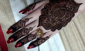 Attractive & Beautiful Hd Desgin Of Mehandi 56