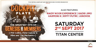 cari tiket event the greatest hits of genesis and members