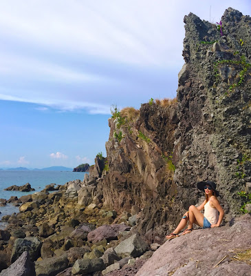 sambawan island travel 2016, rock formations, little pinay explorer, when in PH, travel PH, PH travel destinations, leyte adventures