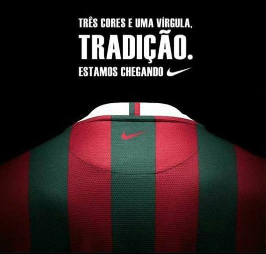 7e855410b ... não deve continuar oferecendo seus serviços de materiais esportivos  para o Fluminense em 2020. Assim sendo