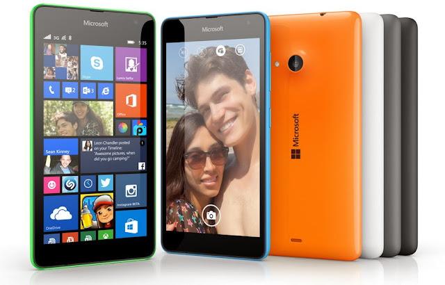 مواصفات هاتف مايكروسوفت نوكيا لوميا Lumia 353