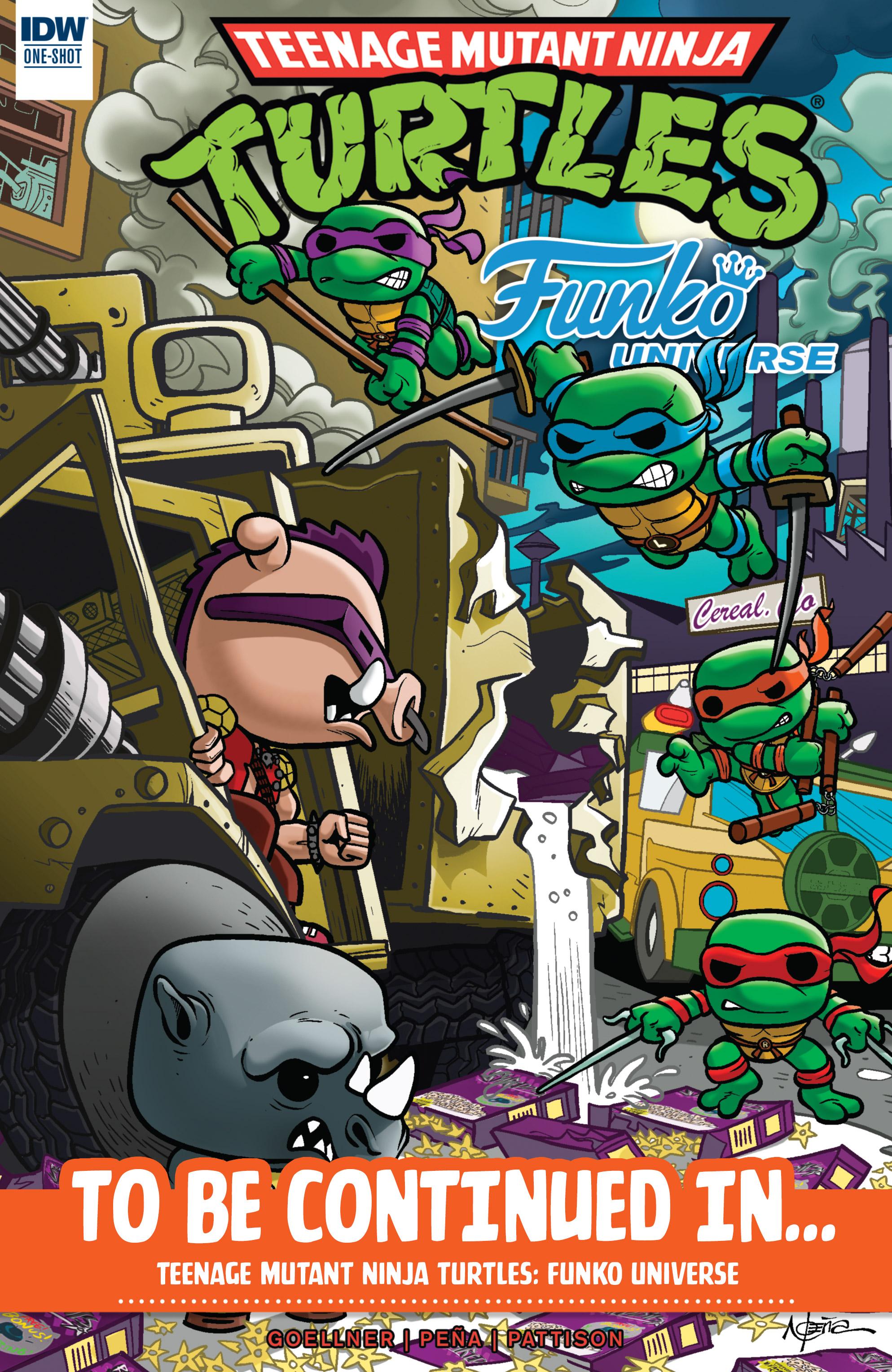 Read online Teenage Mutant Ninja Turtles Universe comic -  Issue #11 - 35