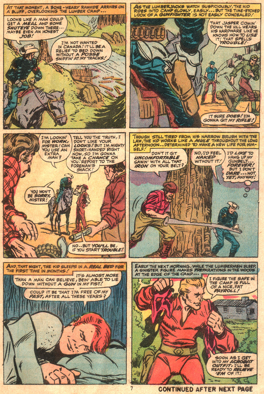The Rawhide Kid (1955) issue 118 - Page 9