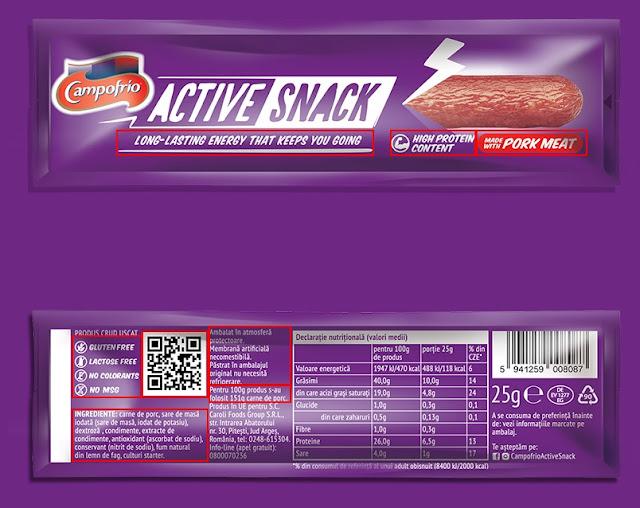 Campofrio Active Snack