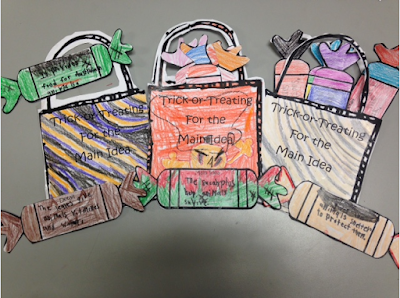 https://www.teacherspayteachers.com/Product/October-Halloween-Themed-Reading-Comprehension-Book-Craftivities-for-Any-Book-958195