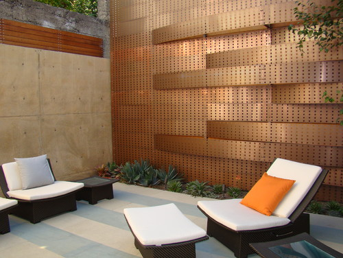 Decorative Metal Sheets For Walls