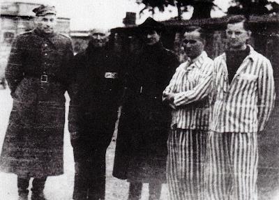 Resultado de imagen de largo caballero en mauthausen