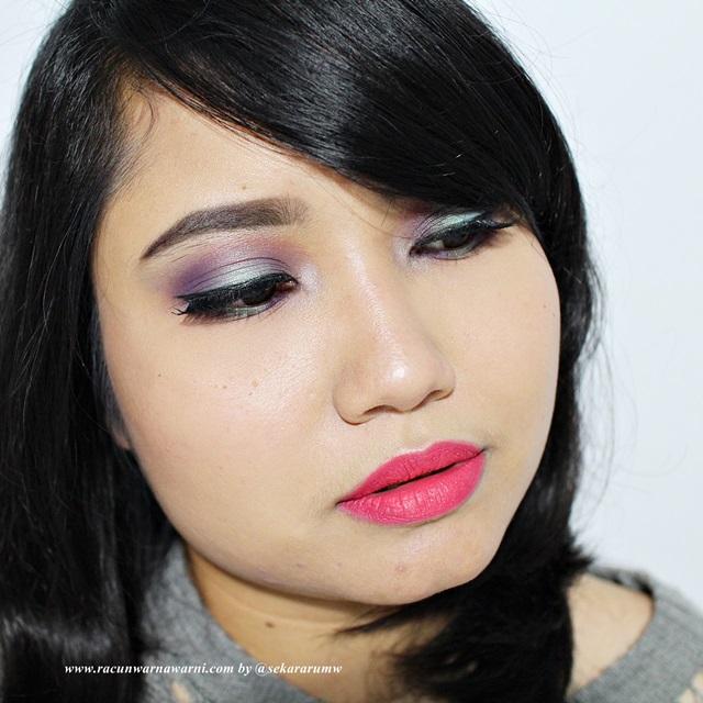 FOTD Eyeshadow Krakatau 01