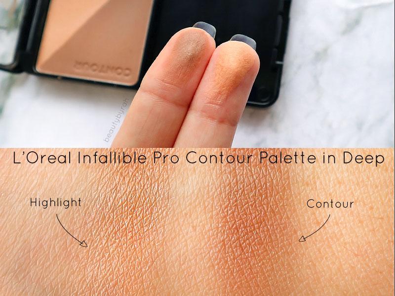 Infallible Pro Contour Palette by L'Oreal #20