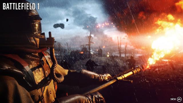 mejores juegos ps4  Battlefield 1
