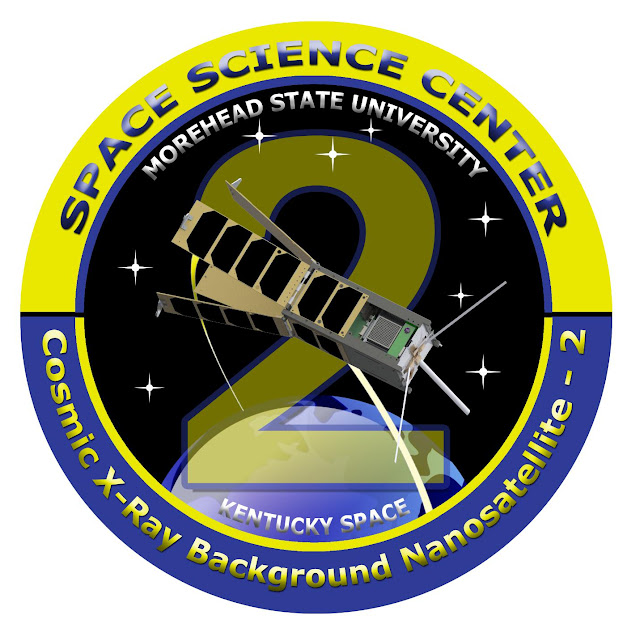 CXBN-2 mission logo. Image Credit: MSU