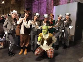 "La Dance Dream porta al Bonci ""Shrek Jr"""