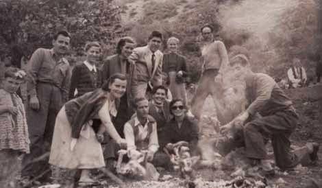 Πρωτομαγιά από τα παλιά στην Κορησό Καστοριάς (βίντεο)