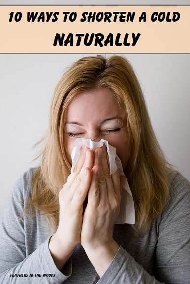 Getting Rid Of A Head Cold Naturally