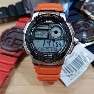 Jam Tangan Pria G shock Original