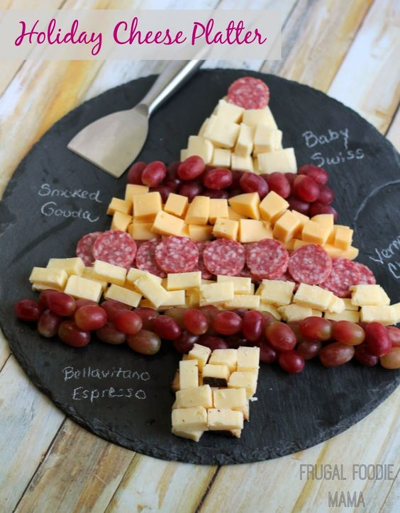 Holiday Cheese Platter {& How to Throw a Wine Tasting Party on a Budget}