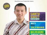 Ustadz Felix akan Tausiyah di Masjid Agung Tangah Sawah Bukit Tinggi