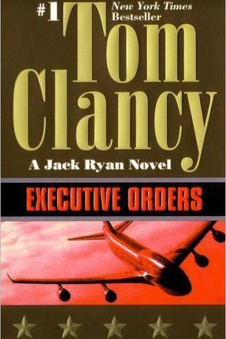 Tom Clancy - Executive Orders PDF