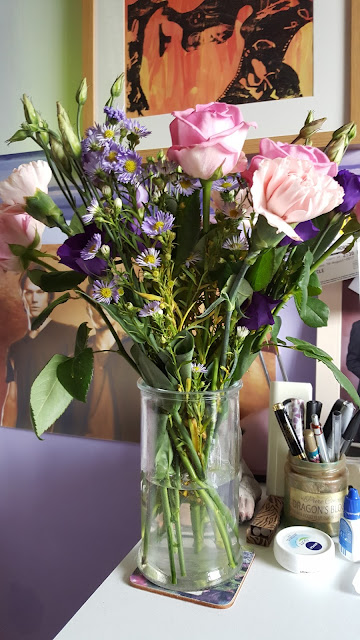 home-bargains-flowers, bouquet