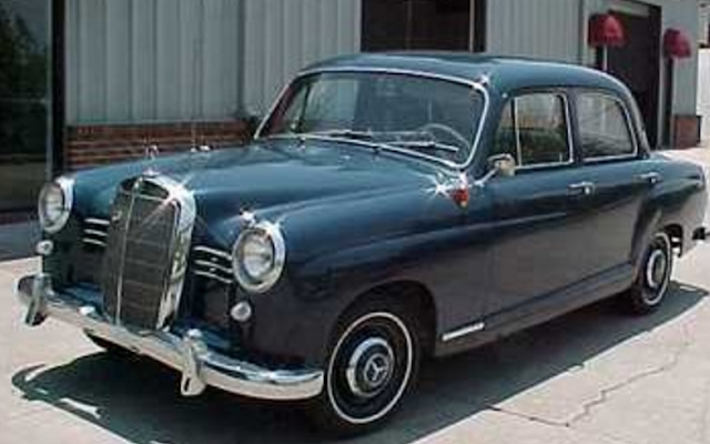 Mercedes E-Class History